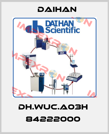 Daihan-DH.WUC.A03H  84222000  price