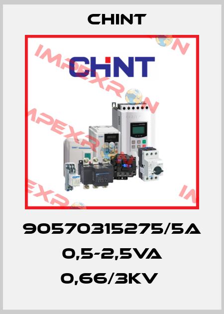 Chint-90570315275/5A 0,5-2,5VA 0,66/3kV  price
